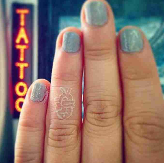 50 fotos de tatuagens com tinta 39