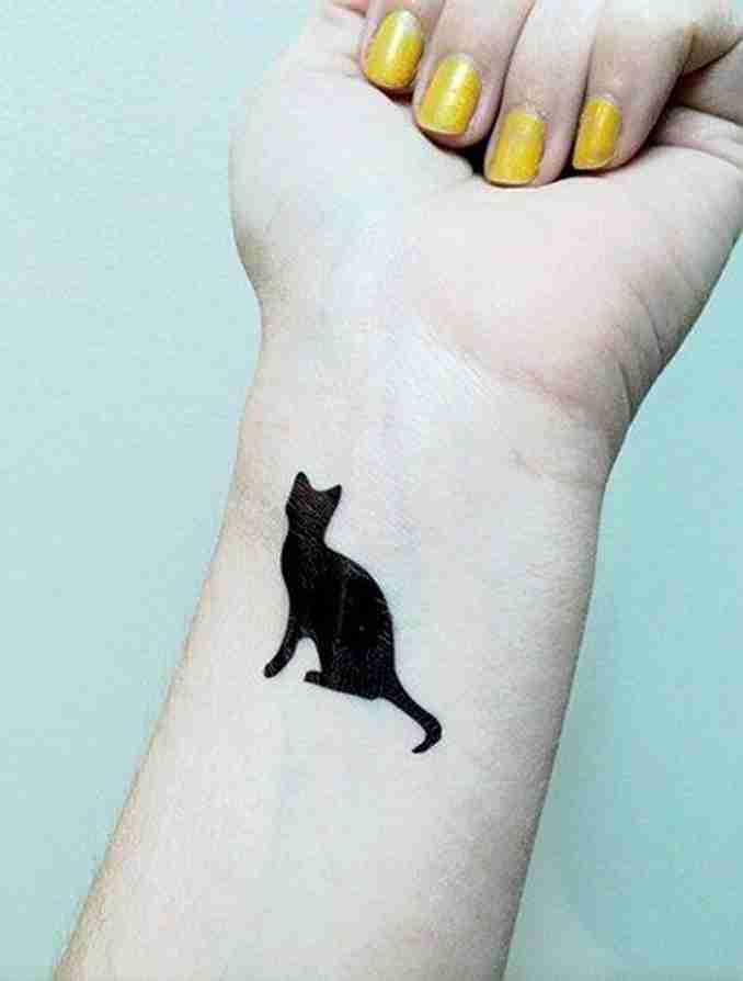 fotos de tatuagens de gatos 05