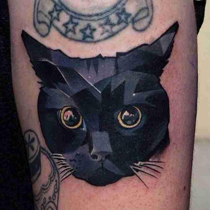 fotos de tatuagens de gatos 08