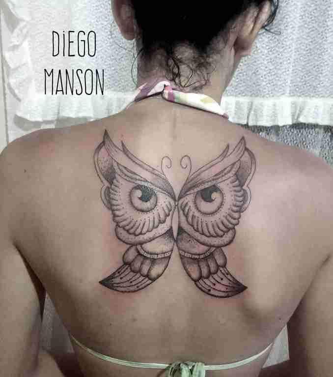 tatuagem com borboleta 42