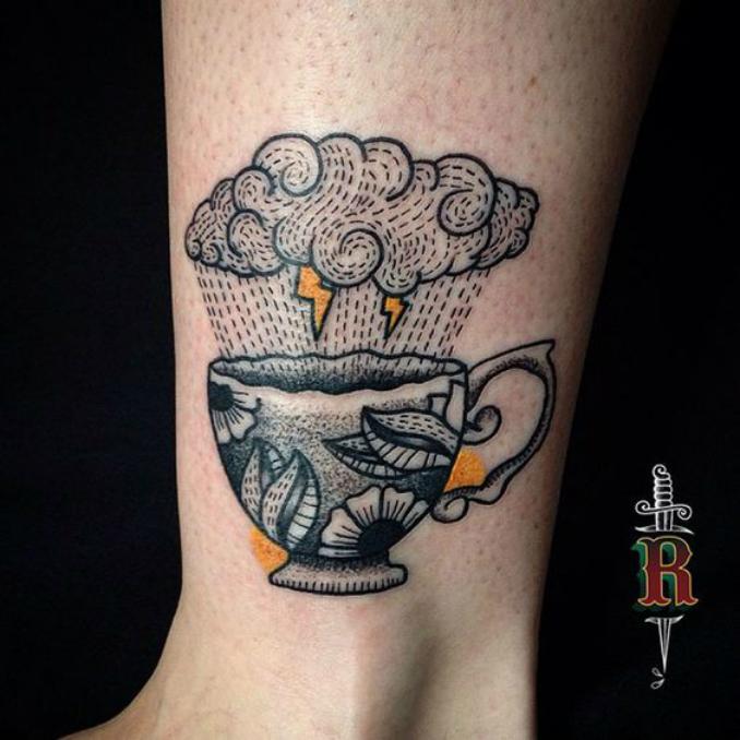 Tatuagens de nuvem 02
