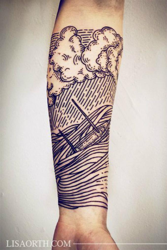 Tatuagens de nuvem 03