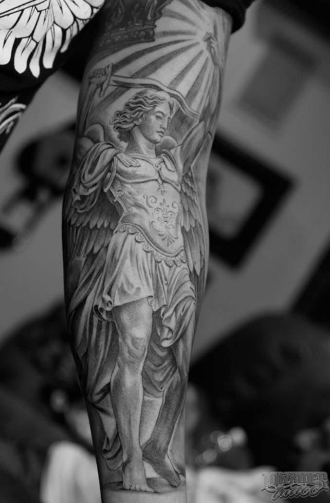 tatuagens com anjos 27
