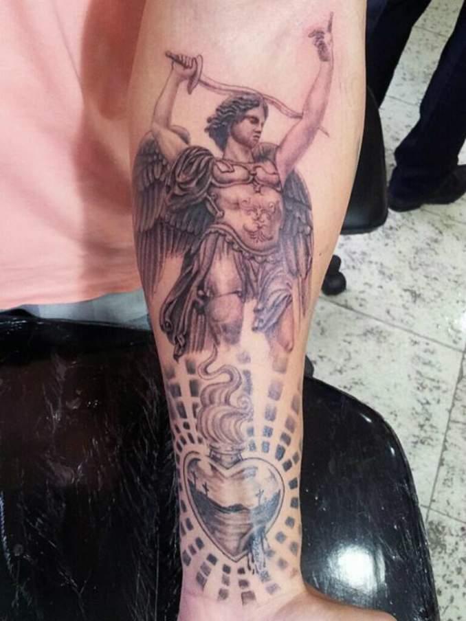 tatuagens com anjos 28