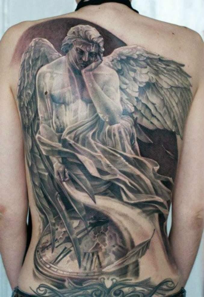 tatuagens com anjos 33